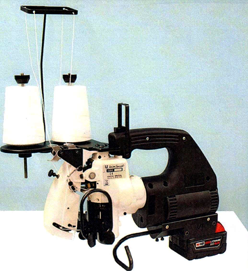 Nähmaschine Produktbild snowfarming