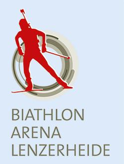 Logo Biathlon Arena Lenzerheide