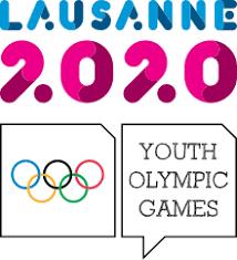Logo Lausanne 2020 Junioren Olympiade