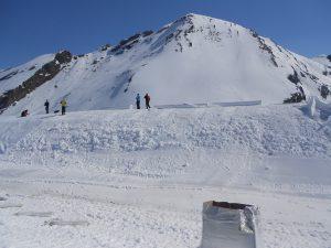 Coverice Snowfarming Schneedepot Bild2