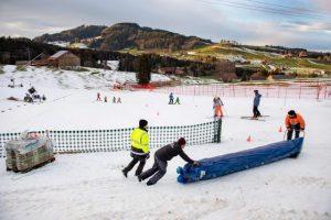 Pisten und Schneeschutz Snowfarming Bild3