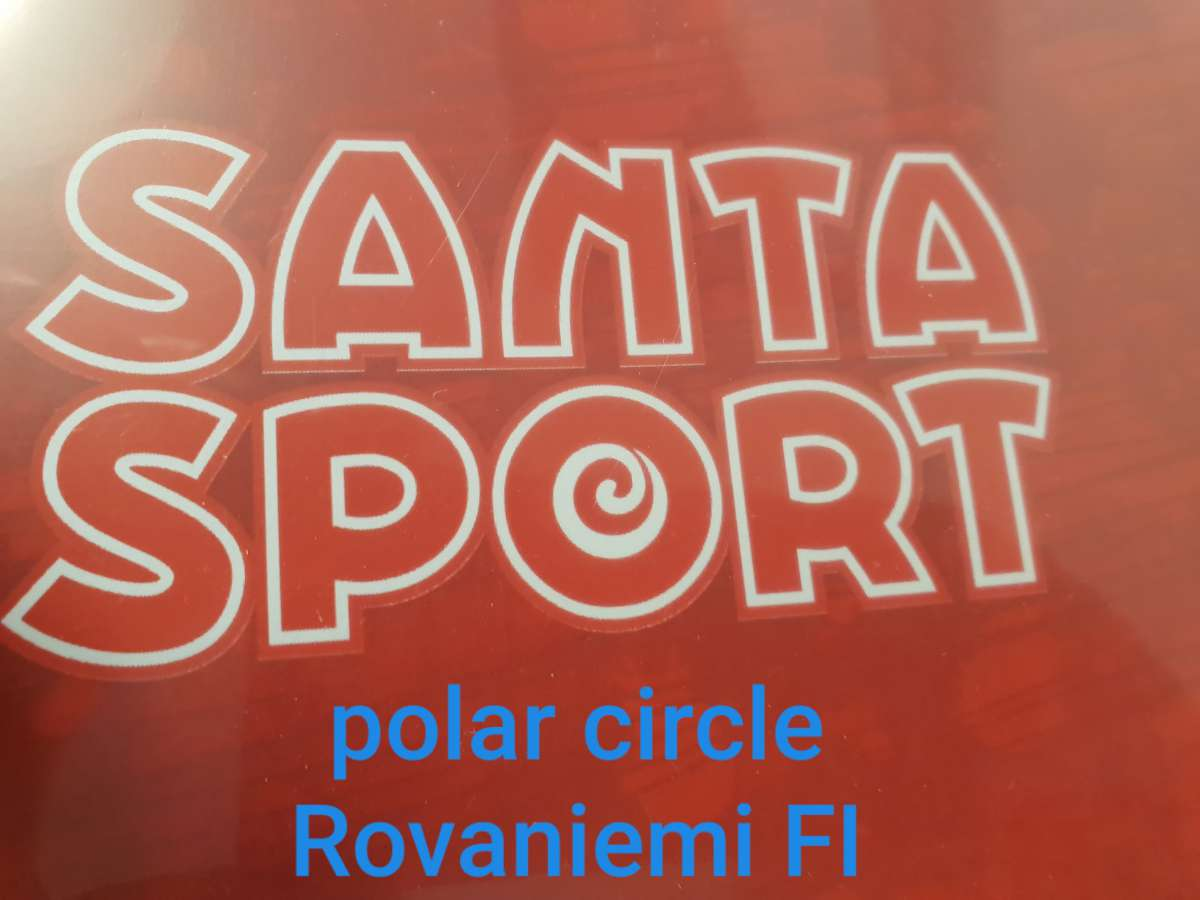 Logo Santa Sport Rovaniemi Finnland